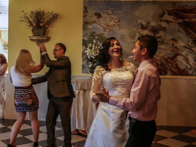 La boda de Javier y Claudia en Getafe, Madrid 47
