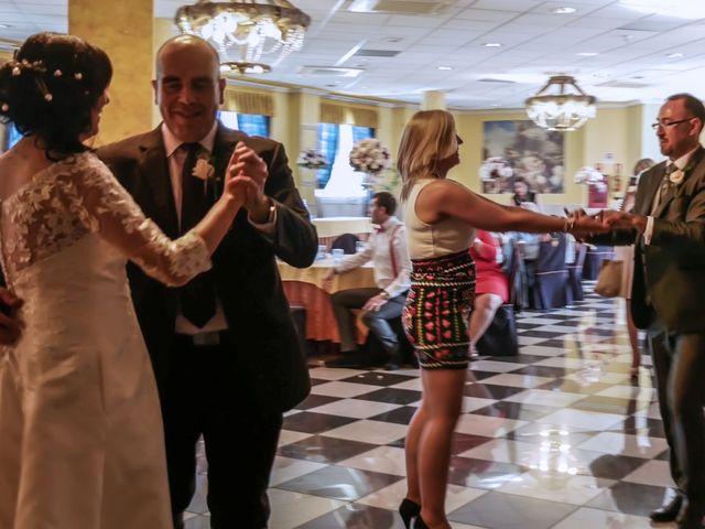 La boda de Javier y Claudia en Getafe, Madrid 65