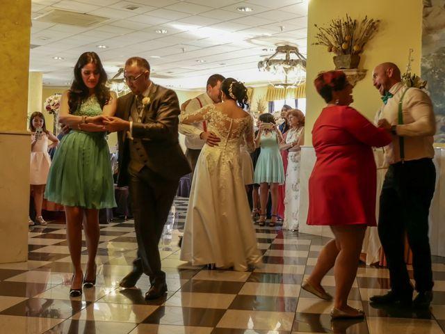 La boda de Javier y Claudia en Getafe, Madrid 70