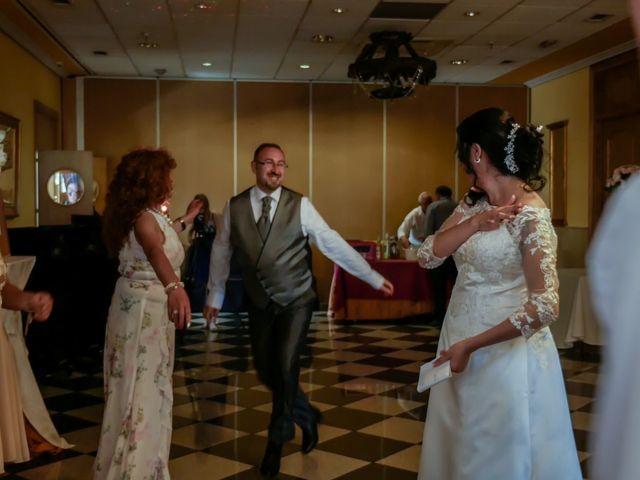 La boda de Javier y Claudia en Getafe, Madrid 75