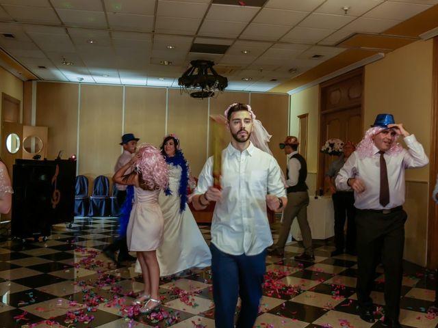 La boda de Javier y Claudia en Getafe, Madrid 53