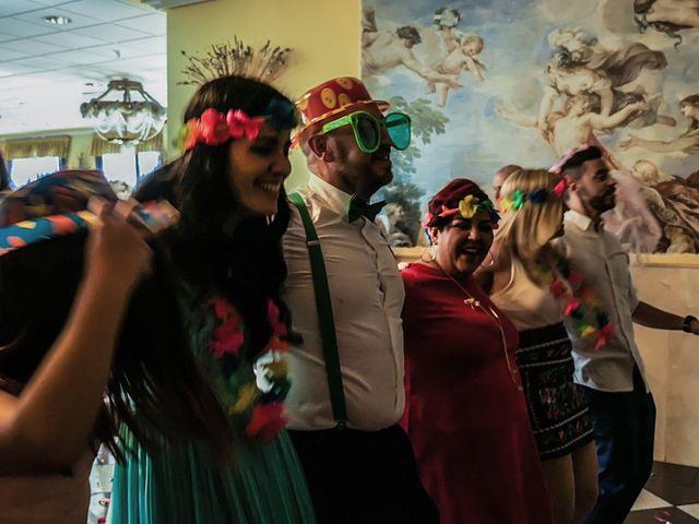 La boda de Javier y Claudia en Getafe, Madrid 101