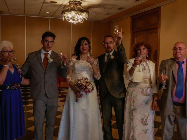 La boda de Javier y Claudia en Getafe, Madrid 103