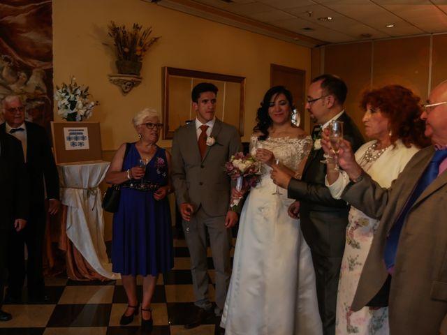 La boda de Javier y Claudia en Getafe, Madrid 14