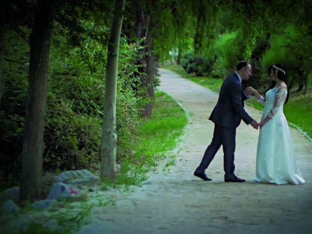 La boda de Javier y Claudia en Getafe, Madrid 12