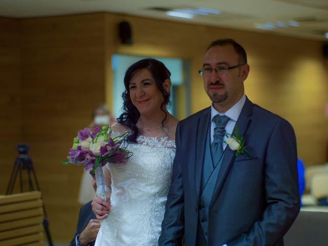 La boda de Javier y Claudia en Getafe, Madrid 62