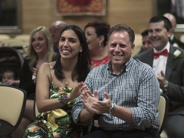 La boda de Javier y Claudia en Getafe, Madrid 63