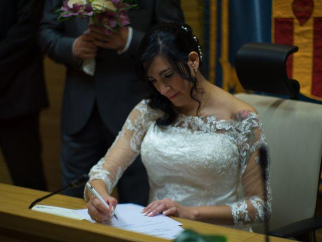 La boda de Javier y Claudia en Getafe, Madrid 73