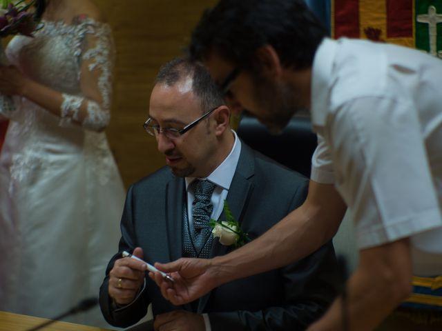La boda de Javier y Claudia en Getafe, Madrid 74