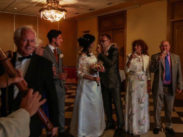 La boda de Javier y Claudia en Getafe, Madrid 84