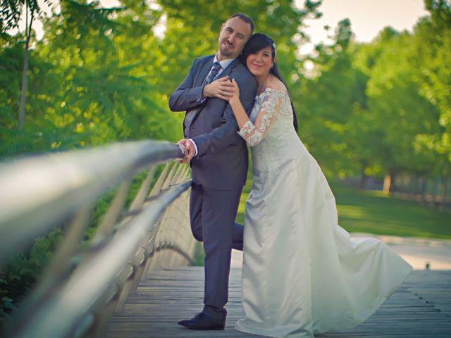 La boda de Javier y Claudia en Getafe, Madrid 3