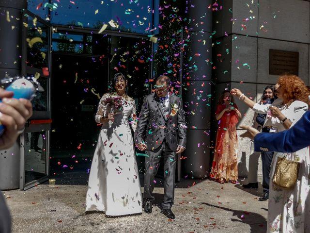 La boda de Javier y Claudia en Getafe, Madrid 106