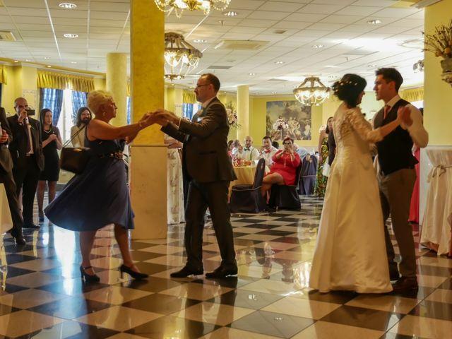La boda de Javier y Claudia en Getafe, Madrid 107
