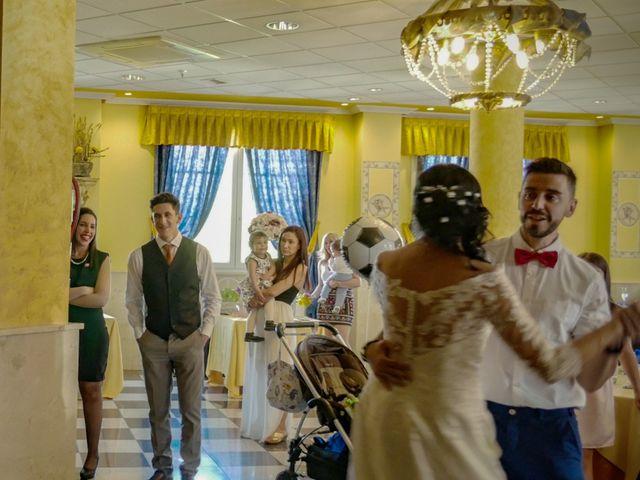 La boda de Javier y Claudia en Getafe, Madrid 108