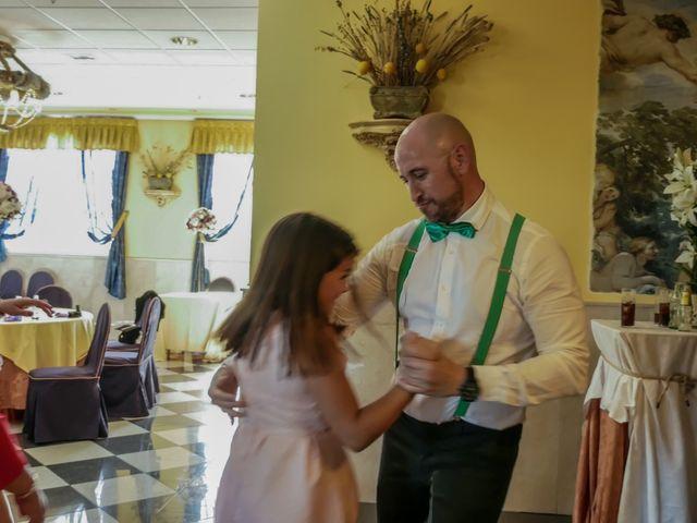 La boda de Javier y Claudia en Getafe, Madrid 109