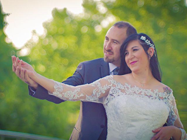 La boda de Javier y Claudia en Getafe, Madrid 110