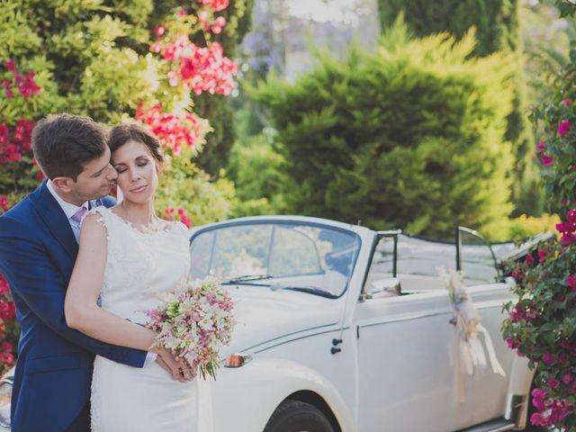 La boda de Luca y Cris en Valencia, Valencia 1