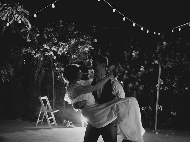 La boda de Cris y Luca