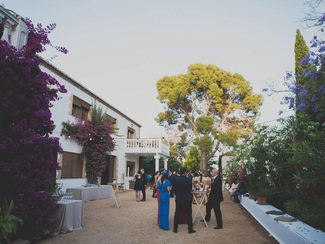 La boda de Luca y Cris en Valencia, Valencia 31