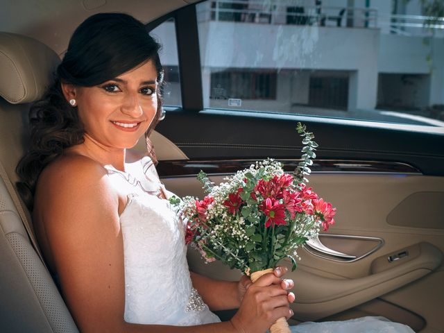 La boda de Fabián y Paulina en Granadilla, Córdoba 16