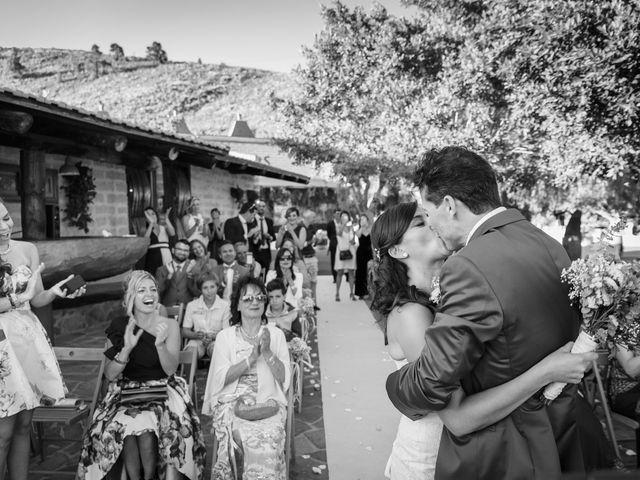La boda de Fabián y Paulina en Granadilla, Córdoba 18