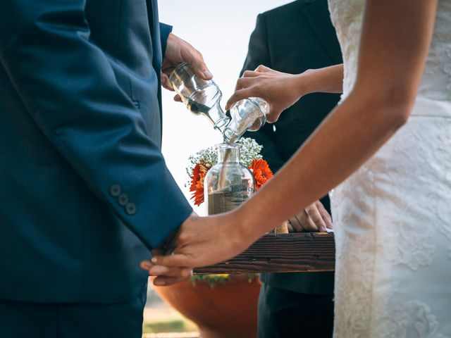 La boda de Fabián y Paulina en Granadilla, Córdoba 20