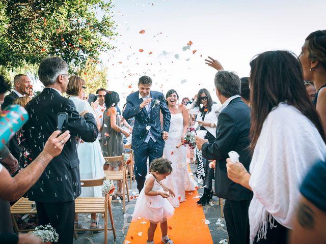 La boda de Fabián y Paulina en Granadilla, Córdoba 21