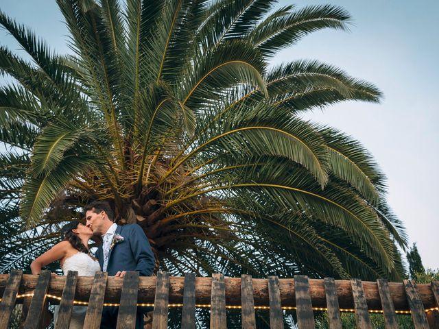 La boda de Fabián y Paulina en Granadilla, Córdoba 1