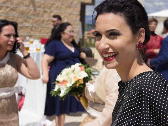 La boda de Carlos  y Julia  en Madrid, Madrid 1