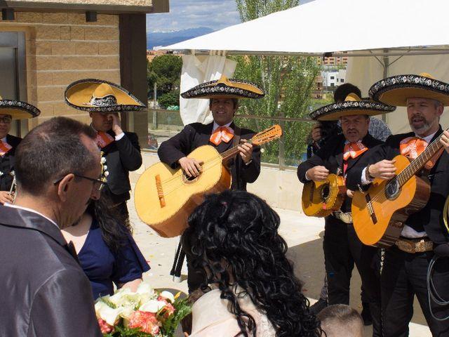 La boda de Carlos  y Julia  en Madrid, Madrid 7