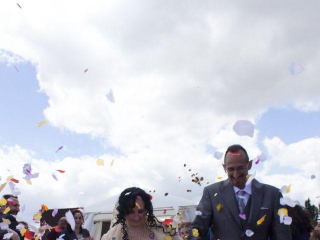 La boda de Carlos  y Julia  en Madrid, Madrid 8