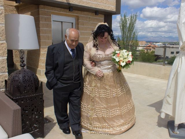 La boda de Carlos  y Julia  en Madrid, Madrid 9
