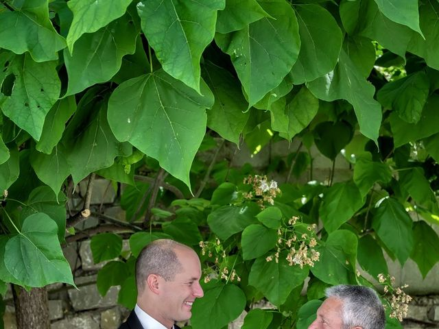 La boda de Moisés y Amparo en Granada, Granada 7