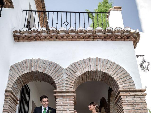 La boda de Moisés y Amparo en Granada, Granada 19