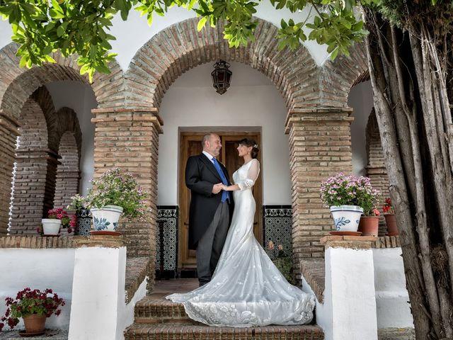 La boda de Moisés y Amparo en Granada, Granada 21