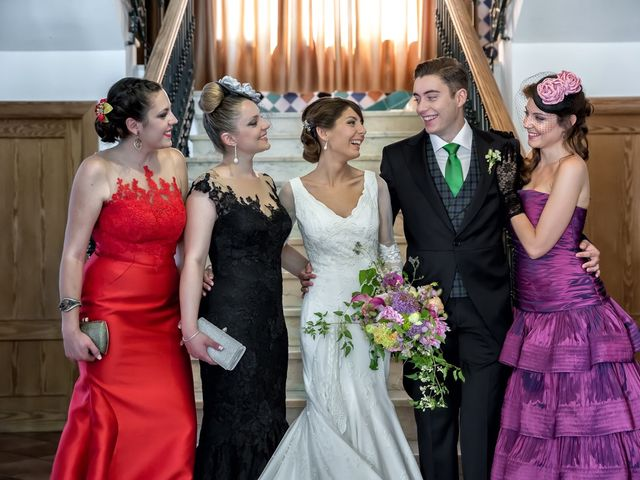 La boda de Moisés y Amparo en Granada, Granada 22