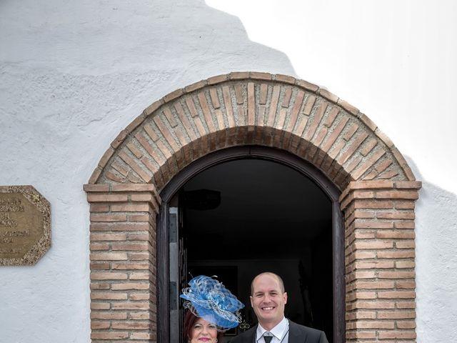 La boda de Moisés y Amparo en Granada, Granada 25