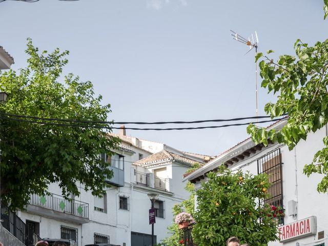 La boda de Moisés y Amparo en Granada, Granada 28