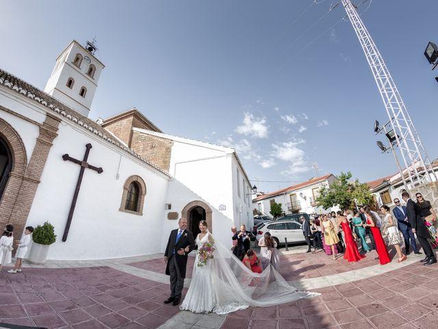 La boda de Moisés y Amparo en Granada, Granada 29