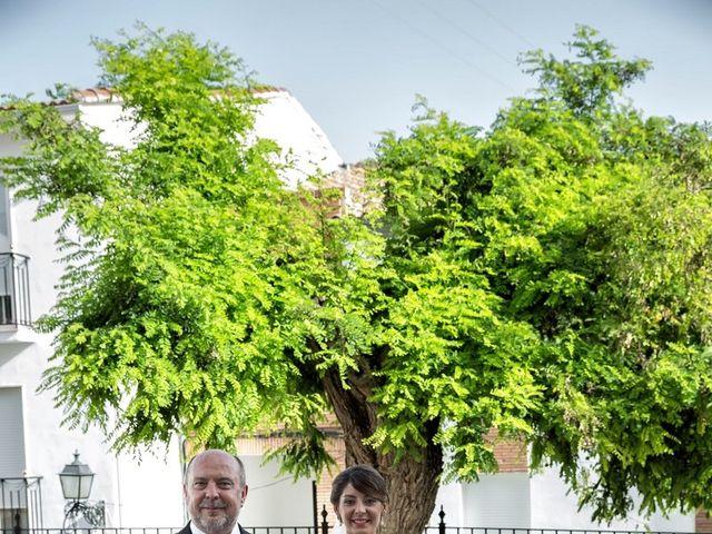 La boda de Moisés y Amparo en Granada, Granada 30