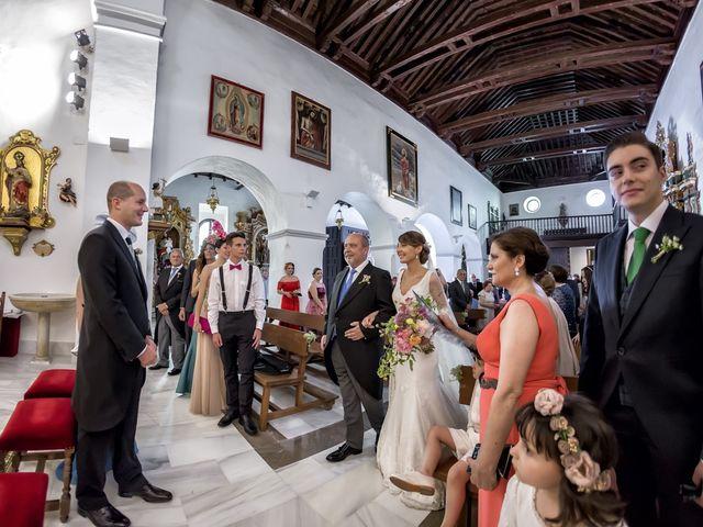 La boda de Moisés y Amparo en Granada, Granada 33