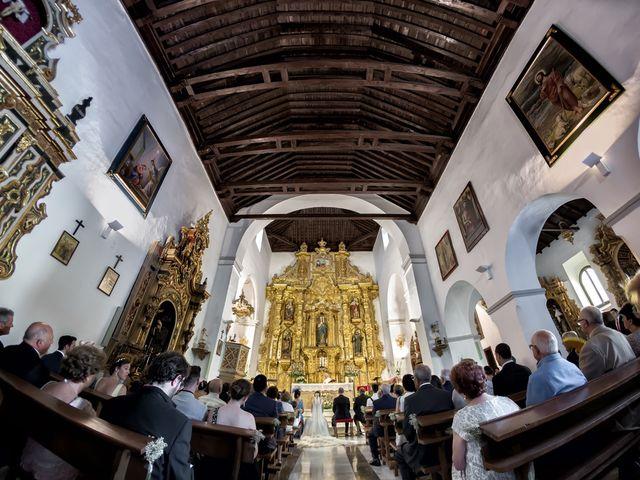 La boda de Moisés y Amparo en Granada, Granada 34
