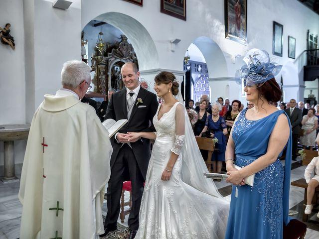 La boda de Moisés y Amparo en Granada, Granada 36