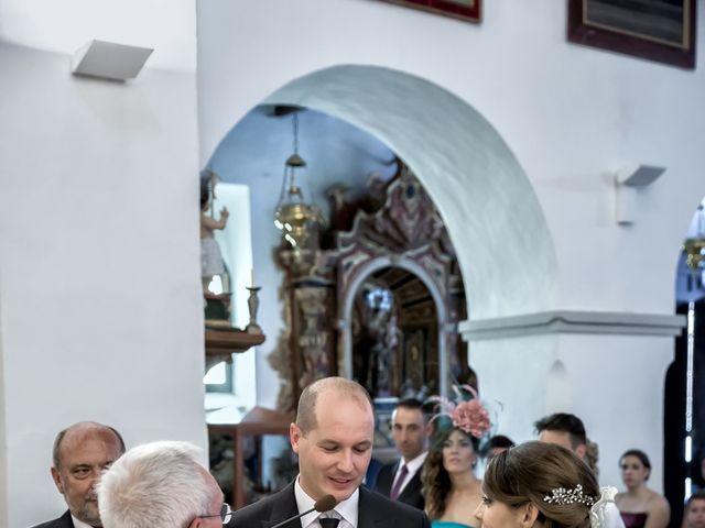 La boda de Moisés y Amparo en Granada, Granada 37