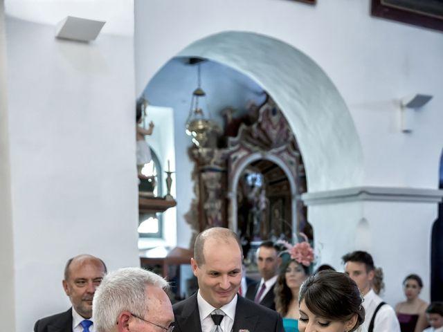 La boda de Moisés y Amparo en Granada, Granada 38