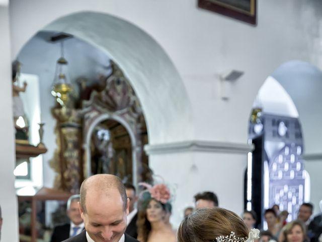 La boda de Moisés y Amparo en Granada, Granada 39
