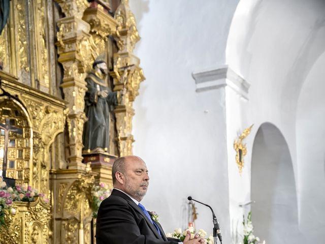 La boda de Moisés y Amparo en Granada, Granada 43