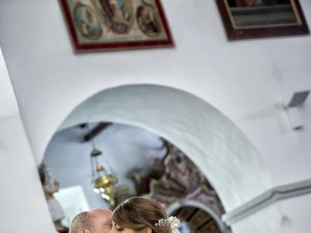 La boda de Moisés y Amparo en Granada, Granada 44