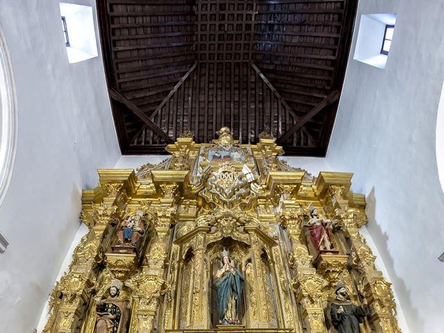 La boda de Moisés y Amparo en Granada, Granada 45
