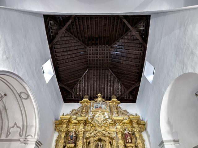 La boda de Moisés y Amparo en Granada, Granada 47